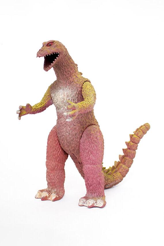 1986 Godzilla speelgoed figuur