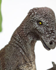 1991 Pachycephalosaurus dinosaurus speelgoed figuur