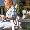 Froufrou's canvas tas poedel