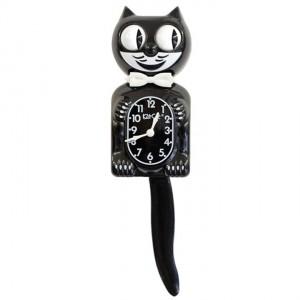 Kit-Cat Klok swinging