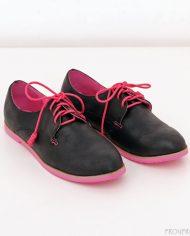 3278-zwarte-veterschoenen-roze-zool-2