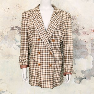 3567-vintage-beige-double-breasted-geruite-wollen-eighties-escada-blazer-1