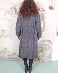 3603-grijs-bruin-double-breasted-geruite-trenchcoat-3