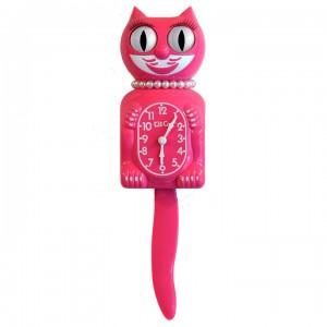 3932-kit-cat-klok-lady-clock-honey-suckle-pink