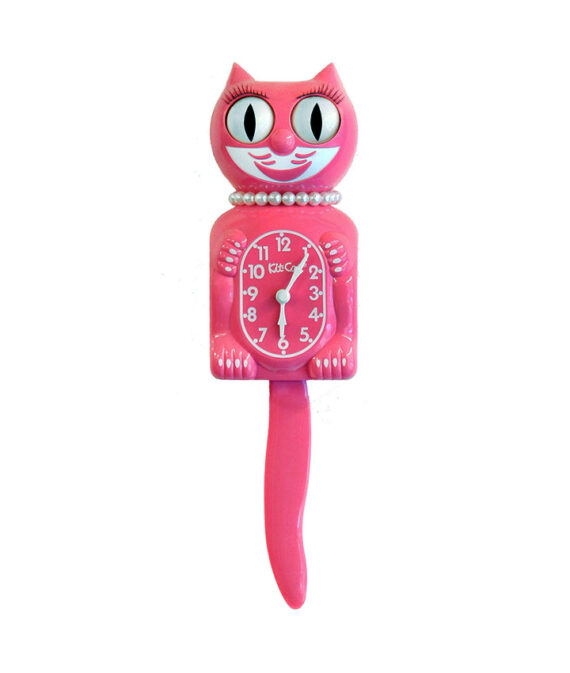 Lady Honey Suckle Pink roze klok
