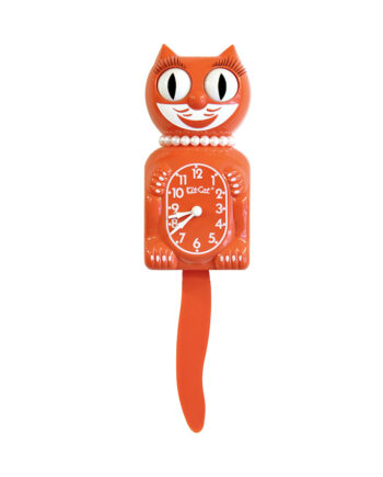 Tangerine Tango Lady Kit-Cat