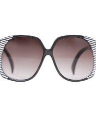 4077-Cleopatra-zonnebril-zwart-wit-1