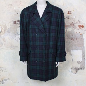 4524-groen-paarse-wollen-geruite-vintage-jas