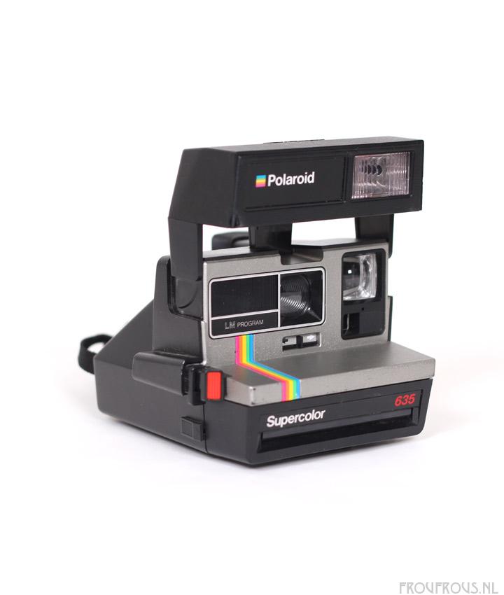 Polaroid 635 Supercolor