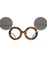 4563-mickey-zonnebril-opklapbare-glazen-gemeleerd-bruin-1a
