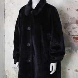 4599-zwarte-vintage-imitatie-bontjas-2