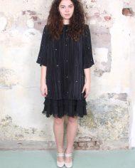 4676-Zwarte-vintage-eighties-jurk-parels-2