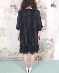 4676-Zwarte-vintage-eighties-jurk-parels-3