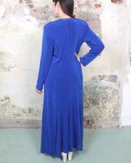 4694-Lange-blauwe-gala-jurk-kant-strass-2