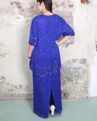 4701-blauwe-zijden-indiase-jurk-2-2