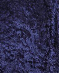 4703-Lange-eighties-vintage-donkerblauwe-velours-jurk-3