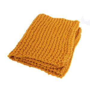 4761-gele-hand-gebreide-shawl-sjaal-wol-1