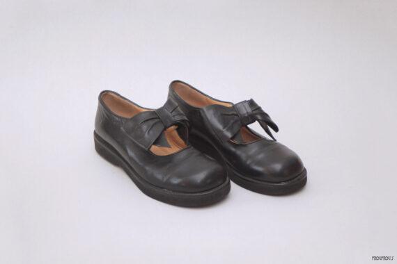 Schoenen met strik