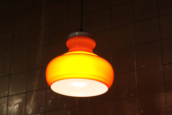 Design Vintage Hanglamp.Jaren 70 Lamp Duits Design