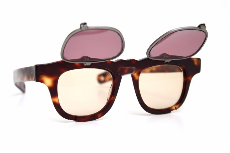 d697438100721a Vintage Yankees by Zagato opklap zonnebril - Froufrou s