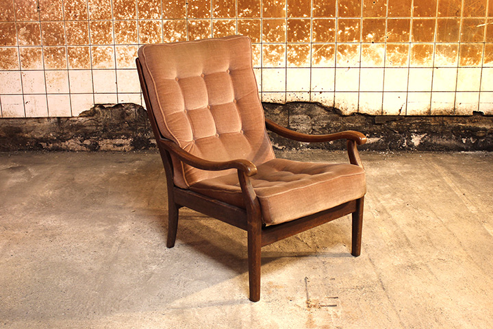 Lounche stoel vintage lounge stoel with lounche stoel for Lounge stoel buiten