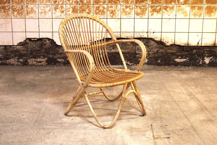 2 Rieten Tuinstoelen.Rotan Stoel Elegant Rotan Stoel Sit Vintage In Set Van Koop Je Bij
