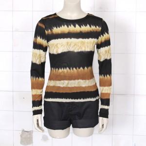 5082-sheer-longsleeve-zwart-bruin