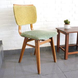 5103-groene-vintage-houten-stoel-1