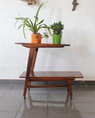 5104-vintage-teak-houten-bijzettafel-serveertafel-drankkar-2