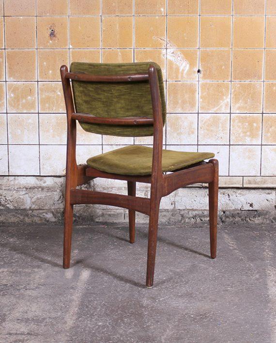 5 vintage deens design eetkamerstoelen froufrou 39 s