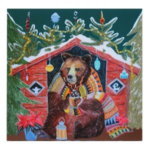 5121-beer-kerst-kaart-scandinavisch-aafke-de-groot-illustraties