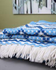 5135-wit-blauw-gebreid-vintage-plaid-deken-4