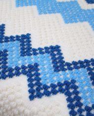 5135-wit-blauw-gebreid-vintage-plaid-deken-5