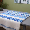 5135-wit-blauw-gebreid-vintage-plaid-deken-