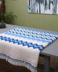 5135-wit-blauw-gebreid-vintage-plaid-deken-8