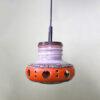 Herda vintage keramiek hanglamp