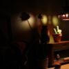 Vintage keramiek hanglamp Herda