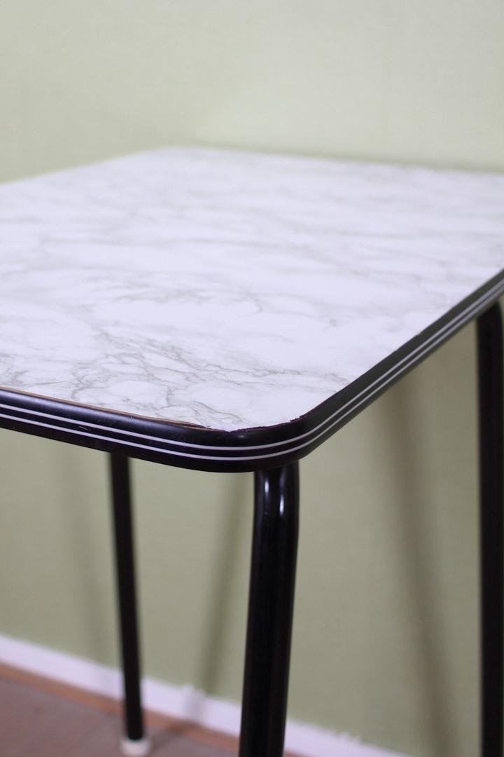 Tafel Van Marmer.Formica Tafel Marmer 80 X 50