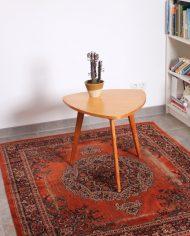 5157-vintage-driehoekig-bijzettafel-salontafel-hout-3