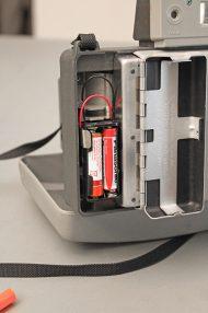Polaroid 320 + 2x AAA