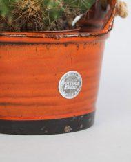 5199-Vintage-hangpot-oranje-bruin-Frodo-3