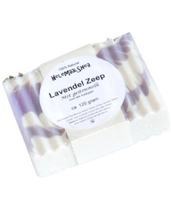 Lavendel, Rozemarijn & Geitenmelk zeep