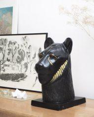 5243-standbeeld-tijger-leeuw-beeld-art-vintage-zwart-goud-2