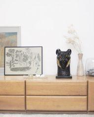 5243-standbeeld-tijger-leeuw-beeld-art-vintage-zwart-goud-3