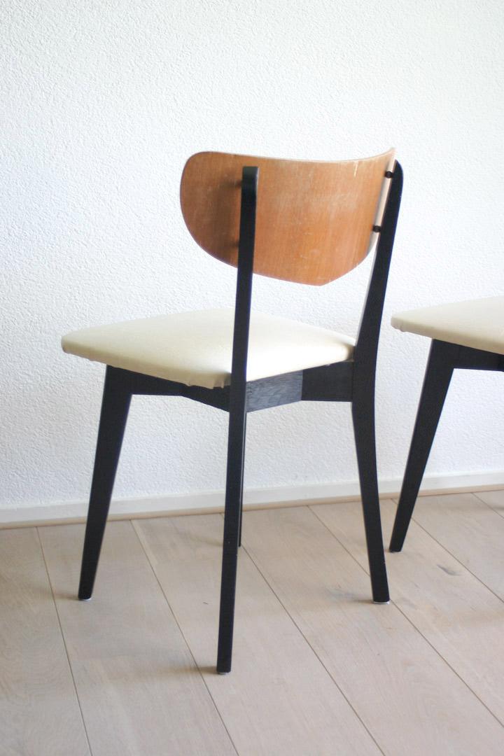 Design eetstoelen erik buck chairs design stoelen danish for Eetstoelen outlet