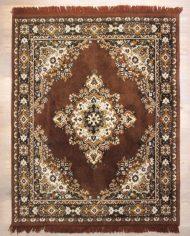 5299-vintage-bruin-tapijt-vloerkleed-tafelkleed-oosters-perzisch-2