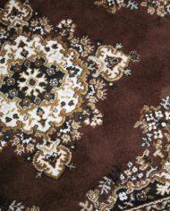 5299-vintage-bruin-tapijt-vloerkleed-tafelkleed-oosters-perzisch-5