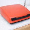Oranje typemachine