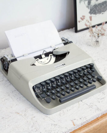Underwood 18 typemachine