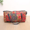 Rode vintage batik tas